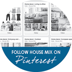 Pinterest | HouseMixblog.com