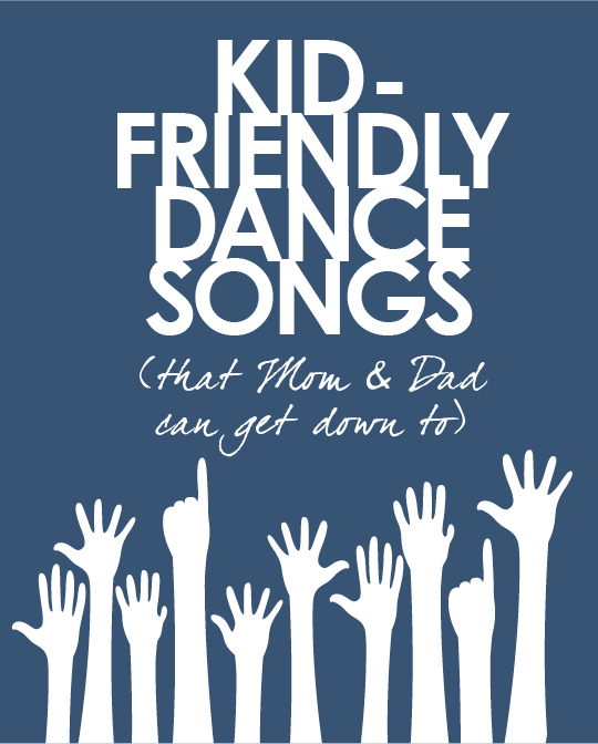 kid friendly dance songs