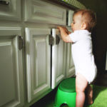 Extreme babyproofing