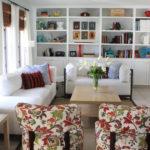 My unexpected living room arrangement