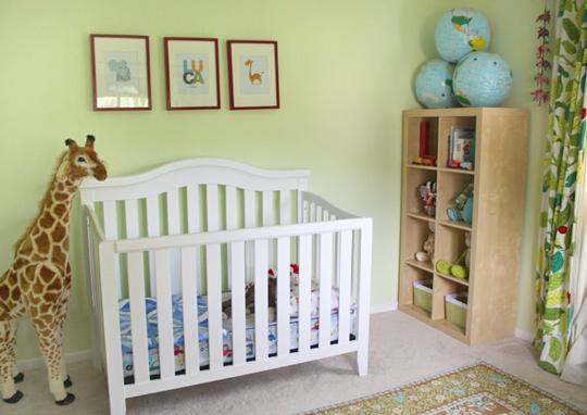 Boys nursery 2