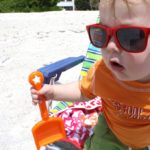 Beach checklist for kids