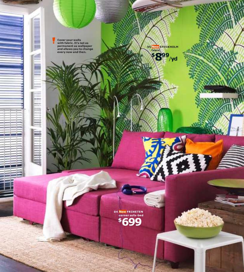 Ikea 2014 Catalog Is Here House Mix