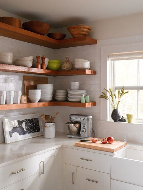 kitchen cabinets with open shelves 10 kitchens with open shelving house mix 21438