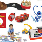 Present ideas for 4-year-old boys