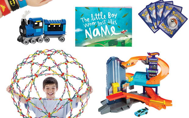 Gift Ideas For A 6 Year Old Boy