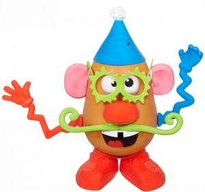 playskool mr. potato head party spud