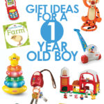 Present ideas for 1-year-old boys