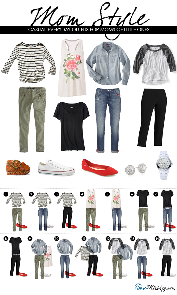 Mom style outfit clothes inspiration