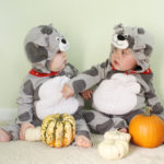 3 years of best baby buds in costume