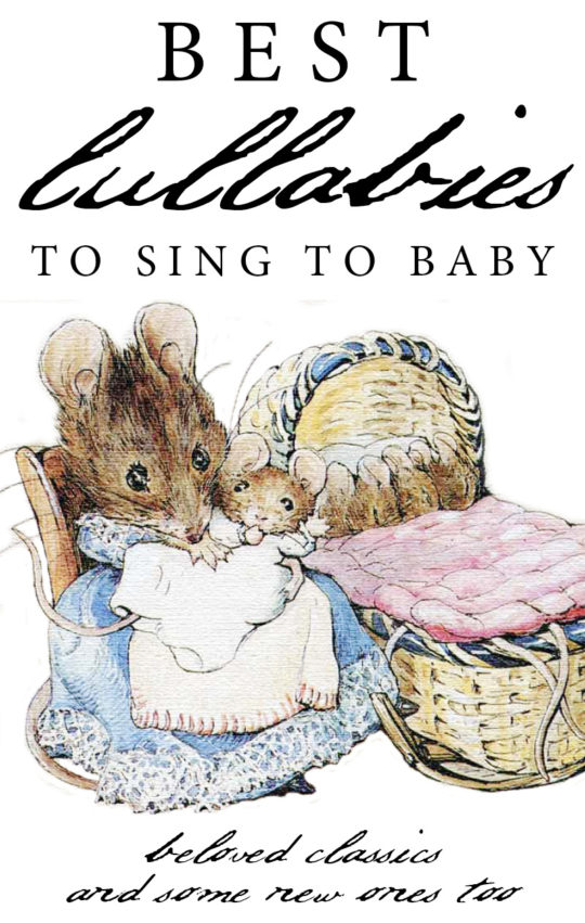 Best lullabies to sing to baby (beloved classics and some new ones too!) - Spotify list
