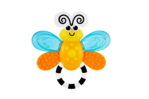 Favorite teething toy - Sassy Flutterby Teether Developmental Toy