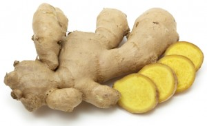 ginger - natural cold remedies