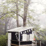 Rustic kids tree house inspiration