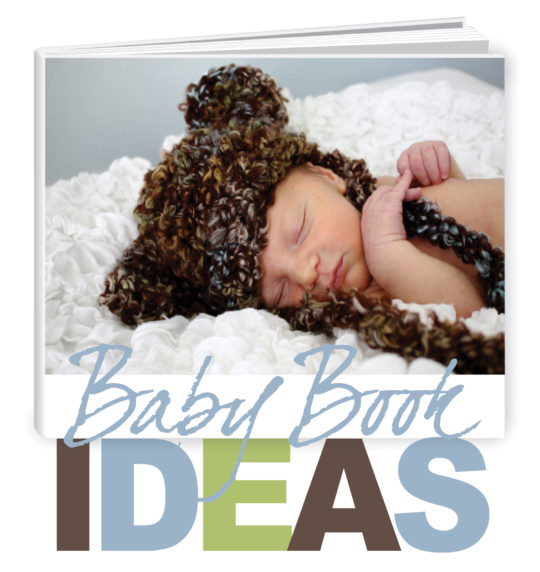 baby book ideas