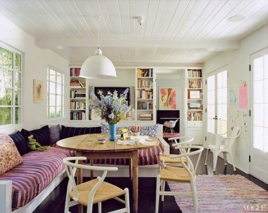 breakfast nook inspiration