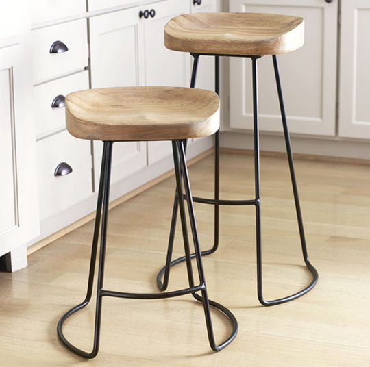 SMART AND SLEEK STOOL - TALL