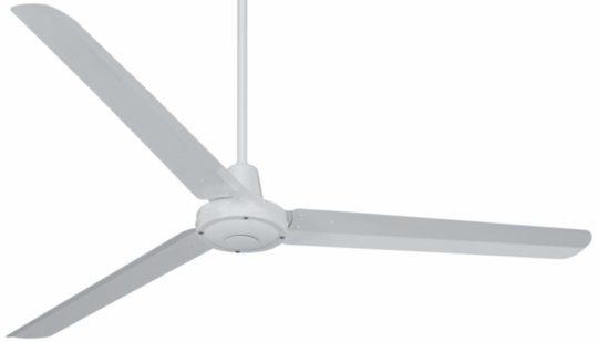 60 inch Turbina™ White Ceiling Fan