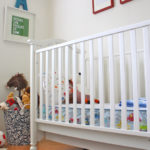 Two-year-old boy's room