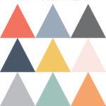 Color palette inspiration: Happy