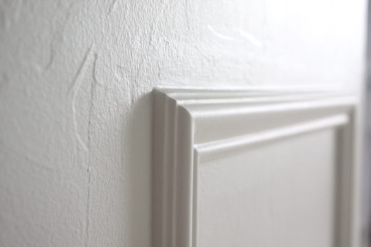evertrue premade accent moulding panel
