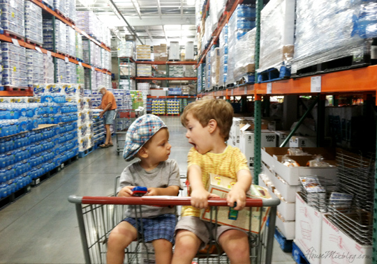 List of bulk items to buy at Costco