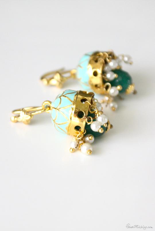 Non-touristy souvenir ideas - earrings