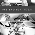 Pretend play ideas for kids at home