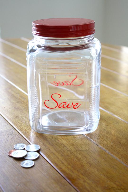 Save jar