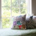nontouristy souvenir ideas - pillow cover