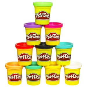 play-doh - gift ideas for 3 year old boys