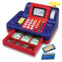 present ideas for 3 year olds - teaching cash register