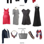 Building an affordable maternity wardrobe