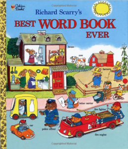 Richard Scarry - Best Word Book Ever