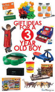 Toddler toys: Present ideas for 1 year old boys