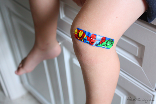 Favorite dollar store buys - band aids