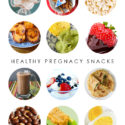 Healthy pregnancy snack ideas | HouseMixblog.com