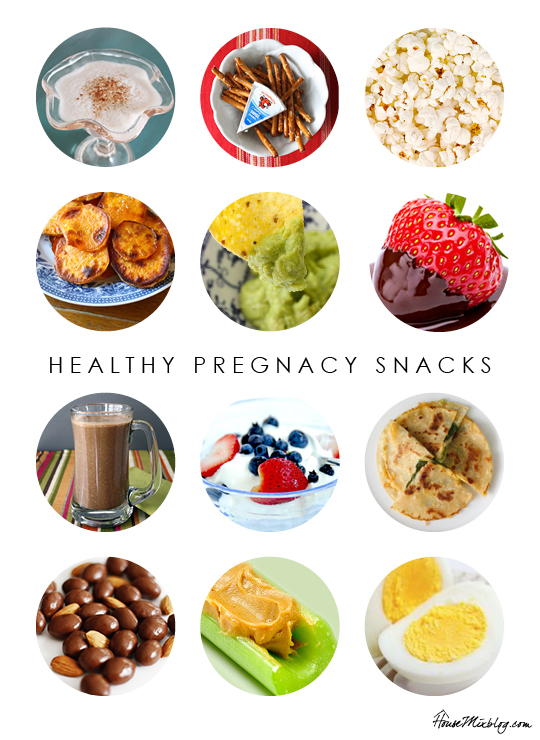 Healthy Pregnancy Snack Ideas House Mix