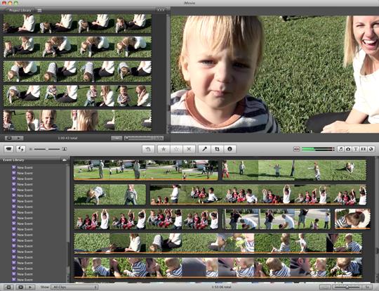 iMovie video editing | HouseMixBlog.com