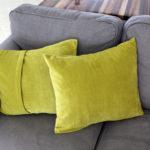 Super easy envelope pillows
