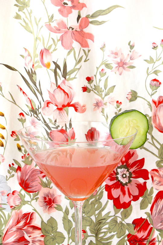 Sophisticated Lady Mocktail