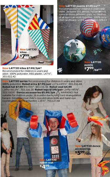 Ikea catalog 2016 - kids