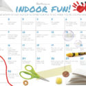 One month of easy indoor activities for kids | HouseMixblog.com