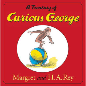 present ideas for 4 year old boys - Curious George