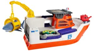 present ideas for 4 year old boys - boat