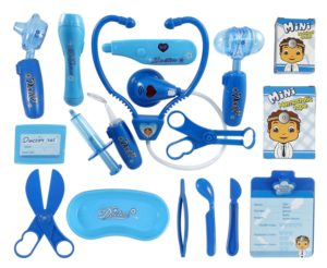 present ideas for 4 year old boys - doctor kit