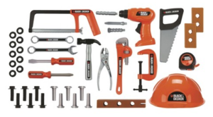 present ideas for 4 year old boys - tools