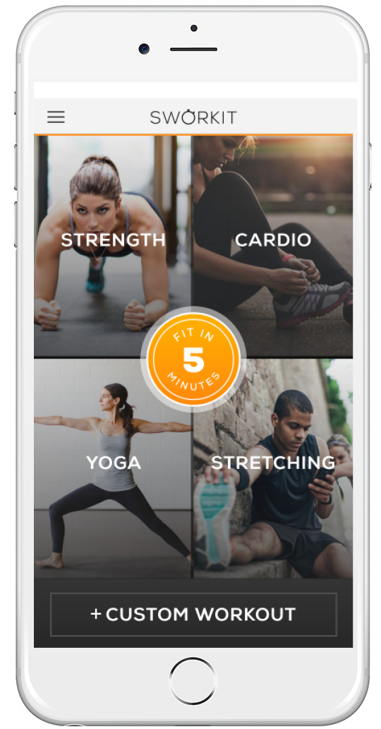 the workout app I use every day