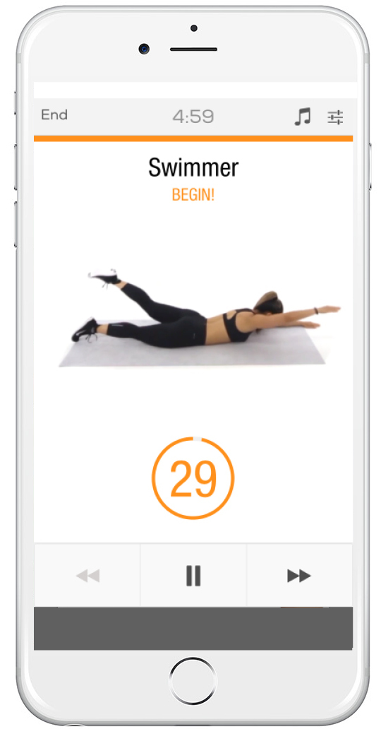 workout app I use every day