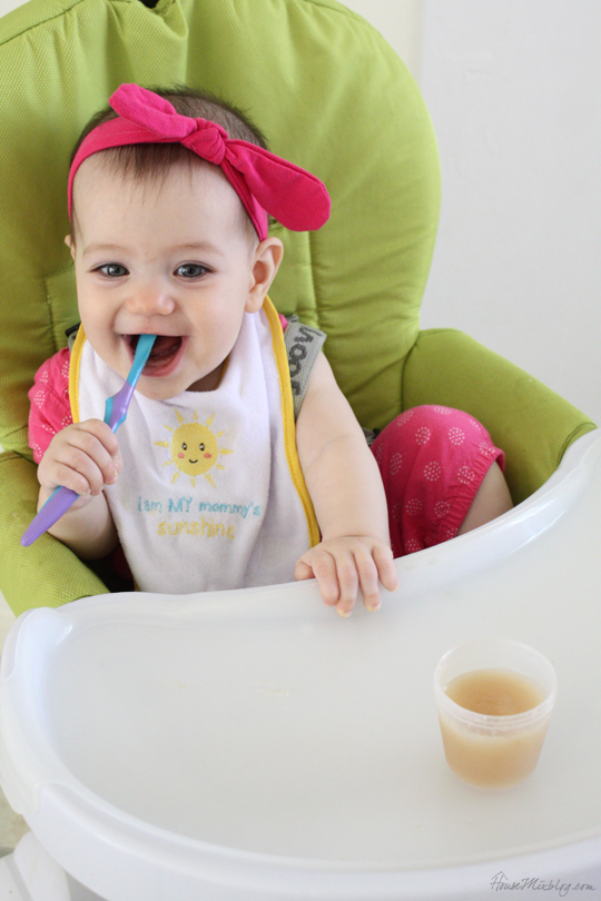 The easiest way to make baby food and save 50 percent